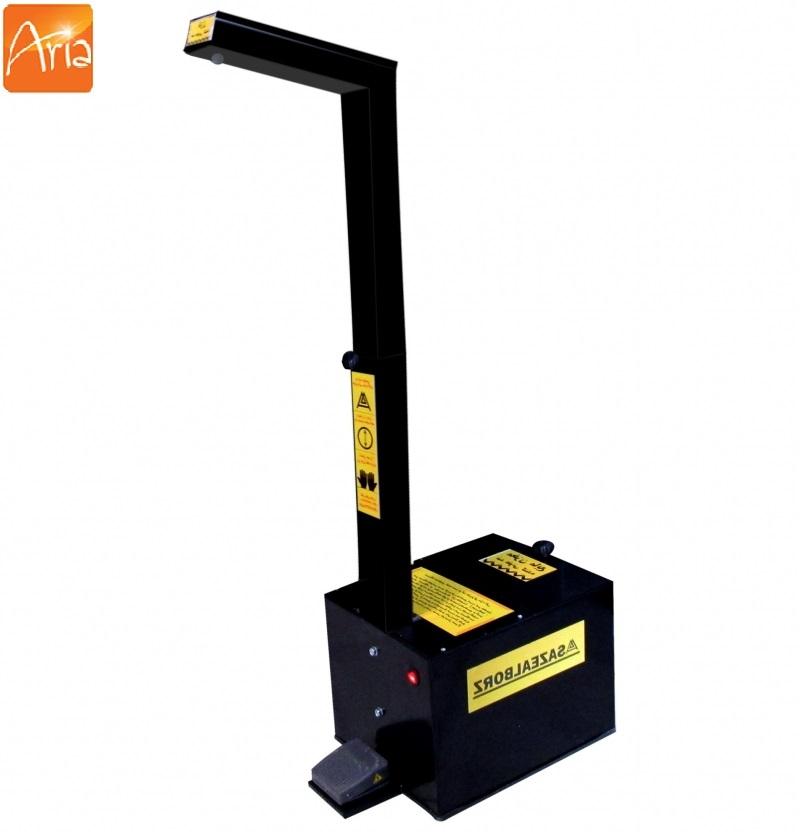 دستگاه ضد عفونی کننده پدالی البرز