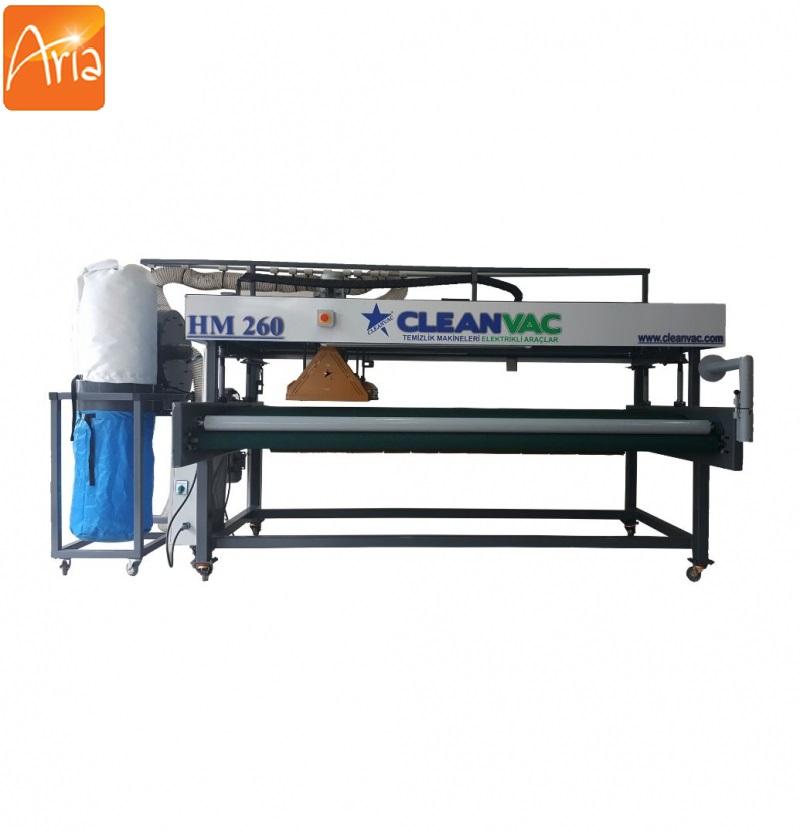 دستگاه بسته بندی و پرز گیری قالیشویی