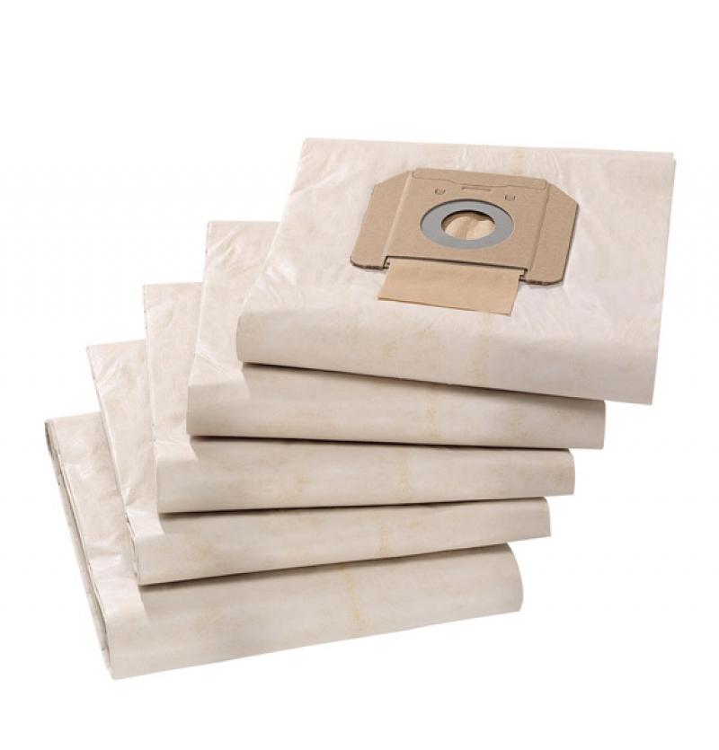 پاکت پشمی جاروبرقی های کارچر سری NT بسته ۵ عددی